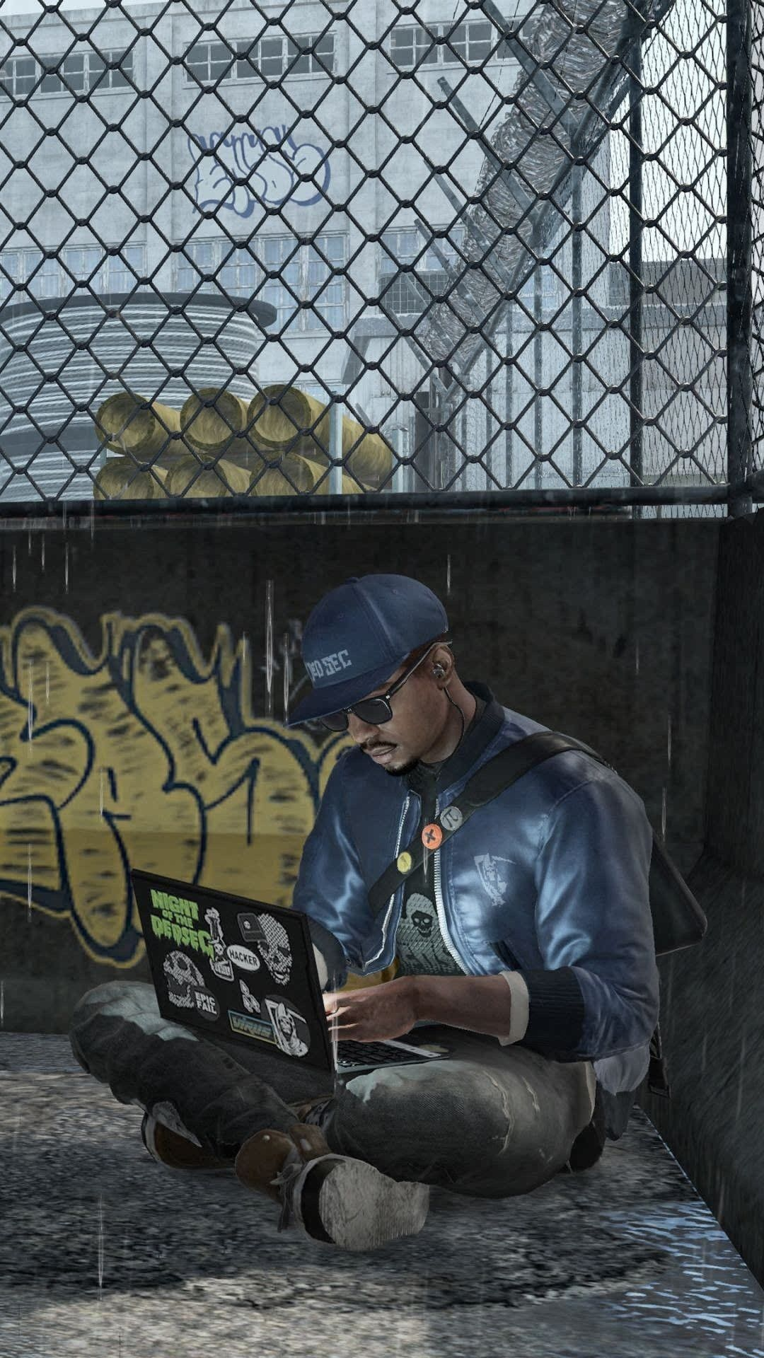 Marcus Holloway Watch Dogs 2 Watch Dogs Watch Dogs Art Dog Wallpaper Watch dogs 2 wallpaper hd for android