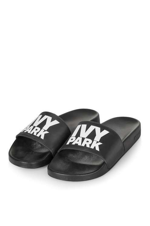 Logo Sliders by Ivy Park - Shoe Brands - Shoes