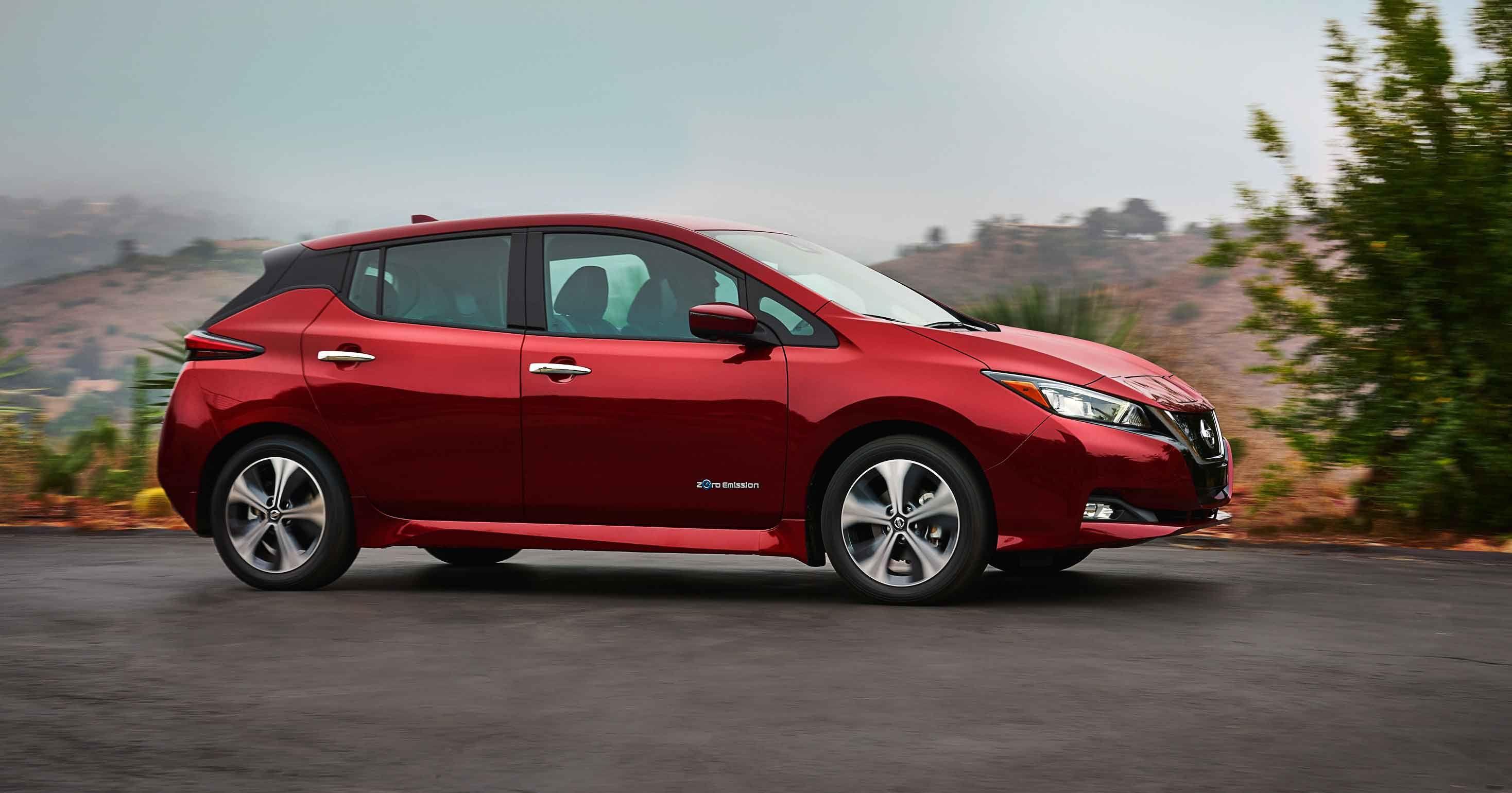 Nissan Hybrid Suv Canada Nissan Leaf Pictures