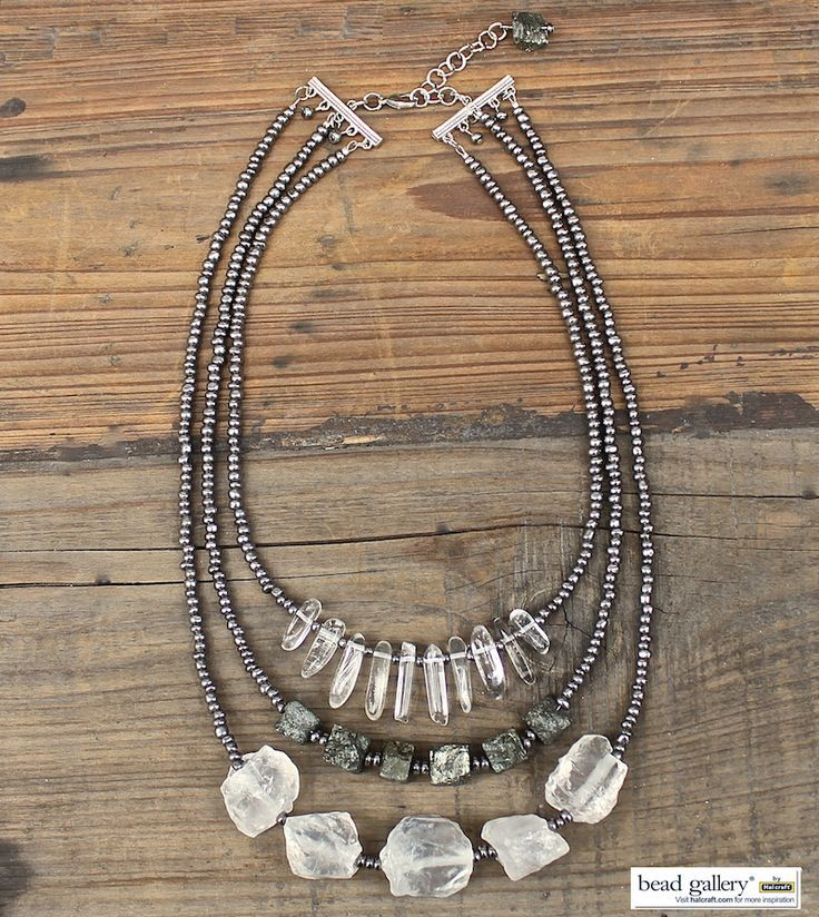 DIY instructions for this #metallic layered necklace | Accessorize ...