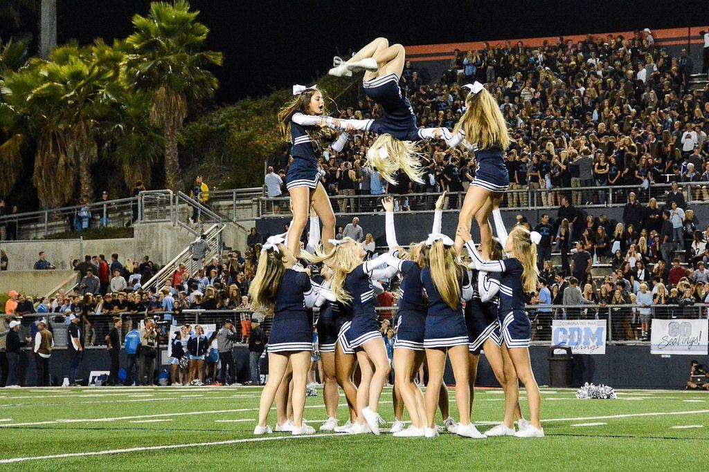 BOTB Football Cheerleading, Football, Photo