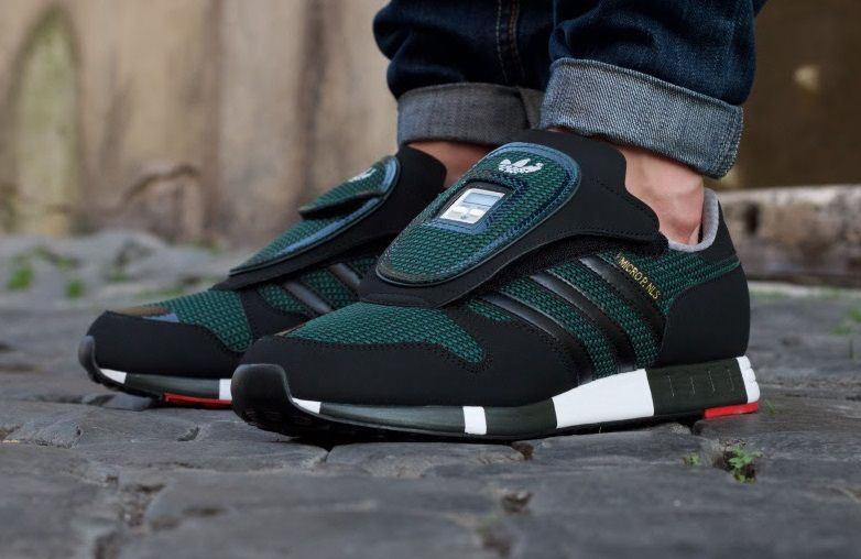 premium selection a06fb 015ba adidas Originals Micropacer Green