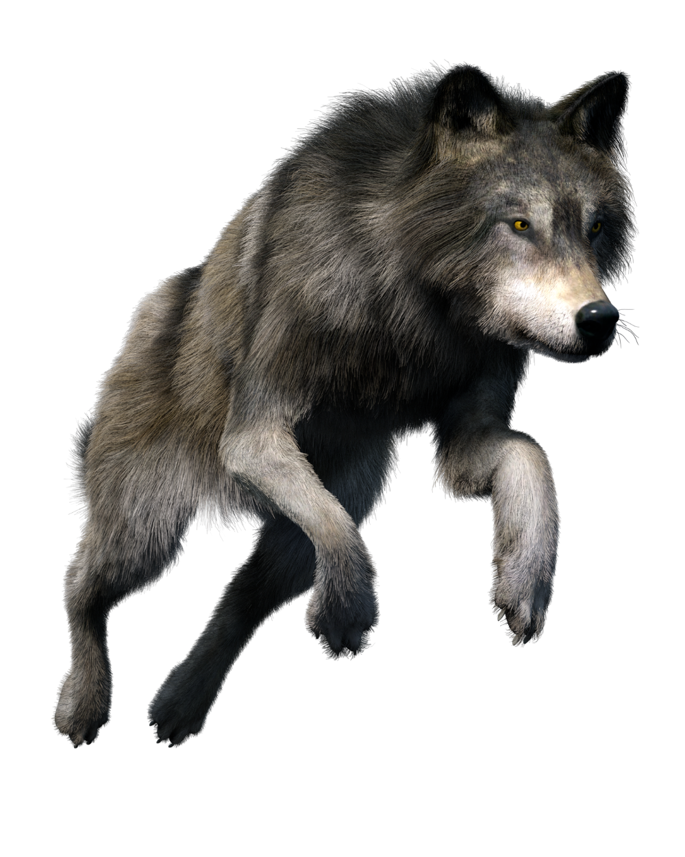 Pin By Dlpng On Wolf Png Wolf Png Anime Wolf