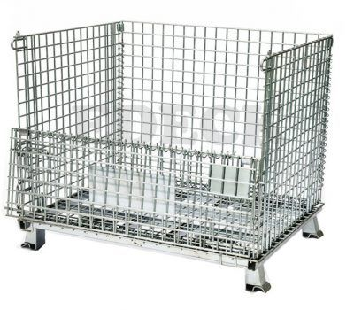 Wire Mesh Container | Choose High Grade And Advanced Wire Mesh Containers For Different