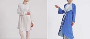 2015 Kapalı Tunik Modelleri
