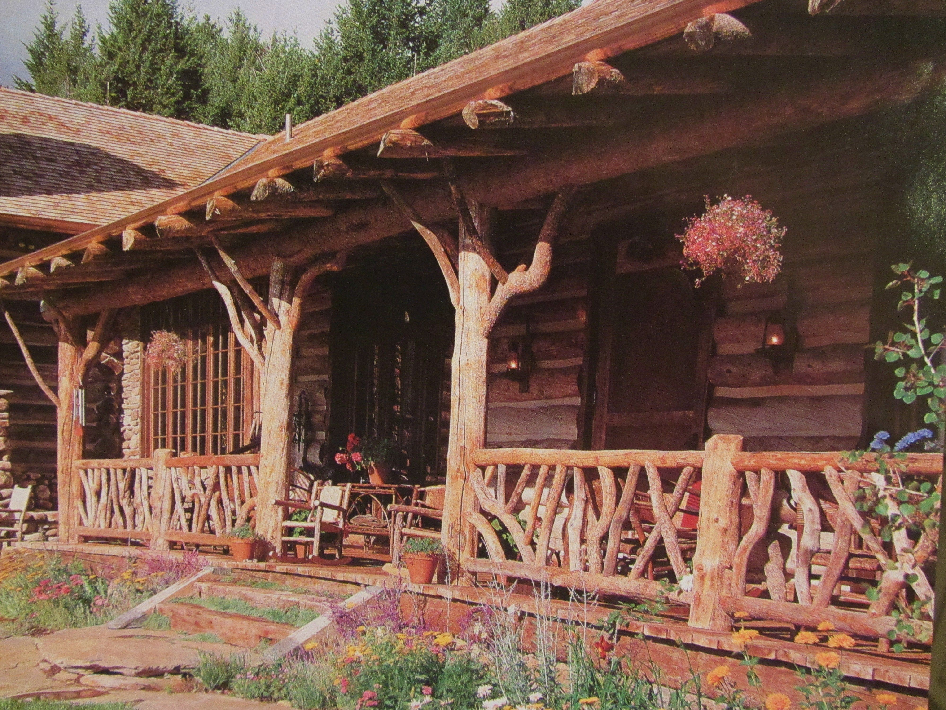 One Of My Top Dream Log Cabins And Wait Until