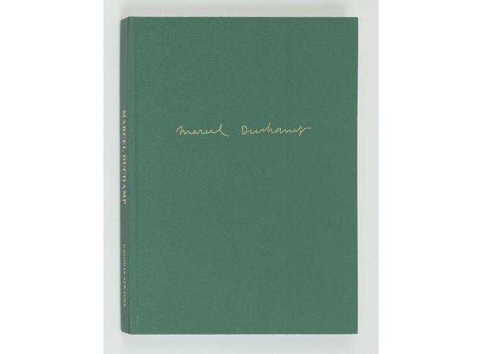 Shop - Marcel Duchamp - Catalogue - Gagosian Gallery