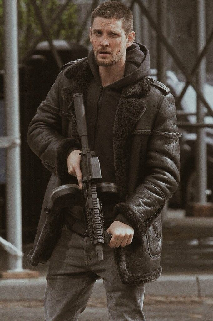 ben barnes as billy russo // the punisher season 2