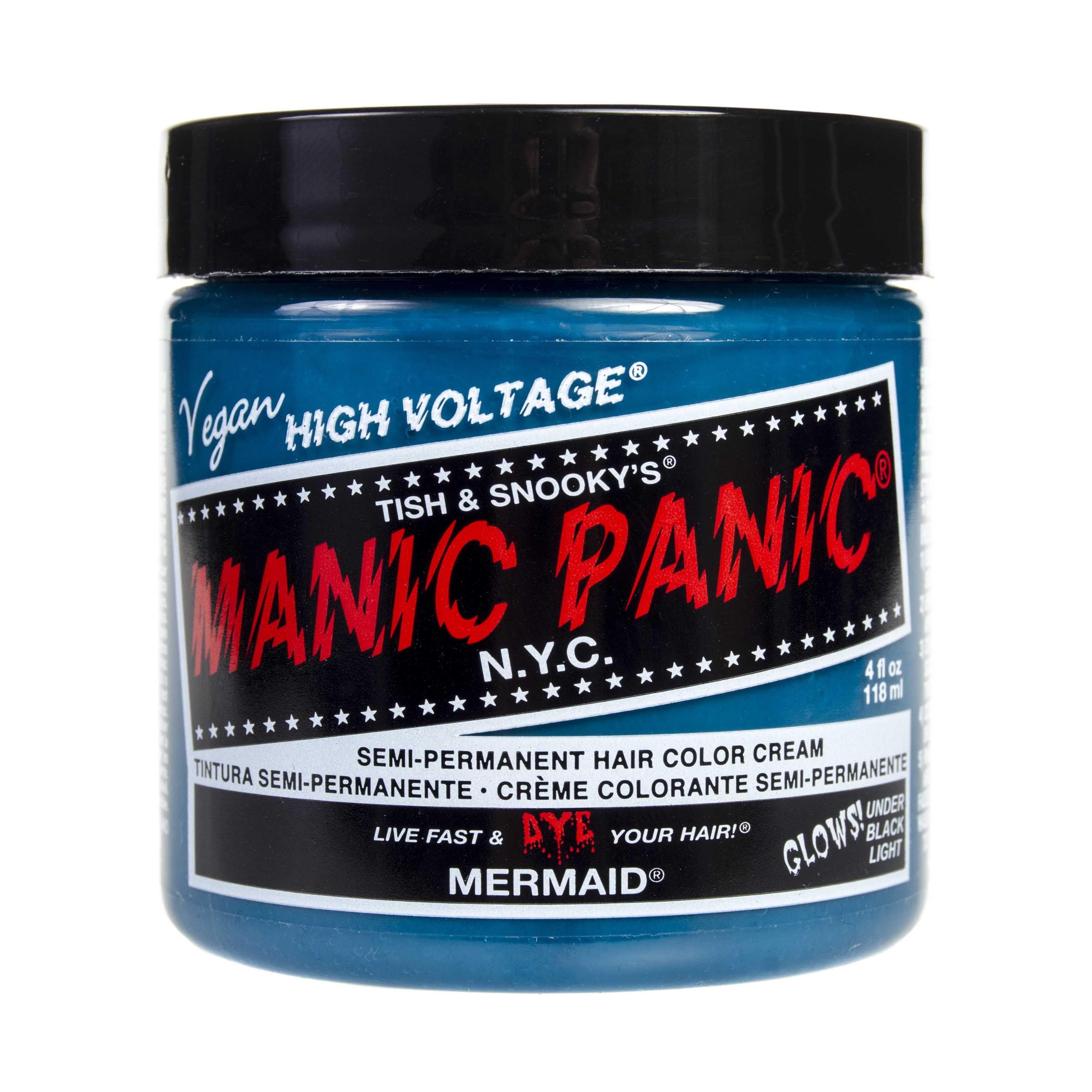 Manic Panic Mermaid 118ml High Voltage® Classic Cream