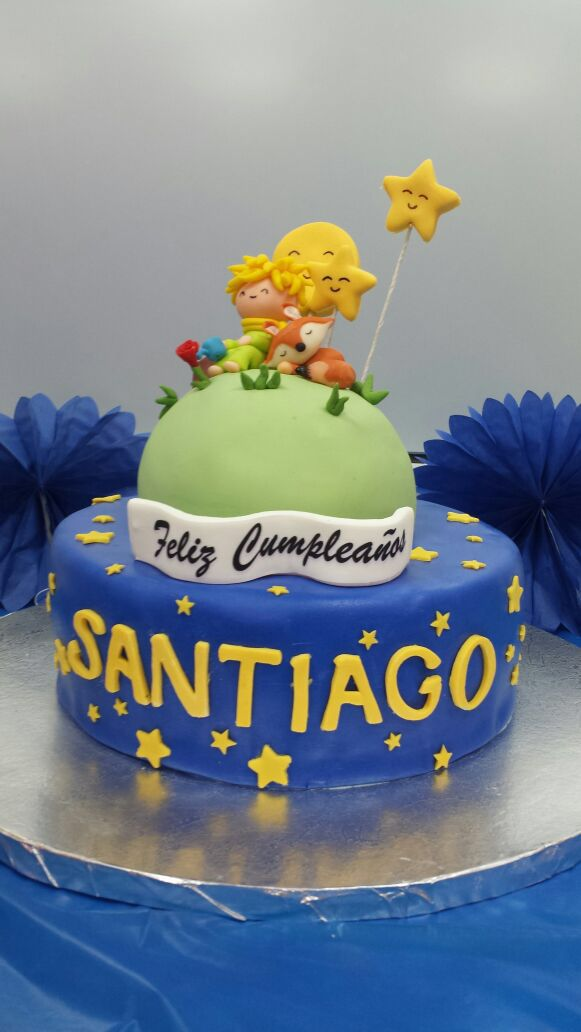 The Little Prince Cake By Ranzacake Katy TX