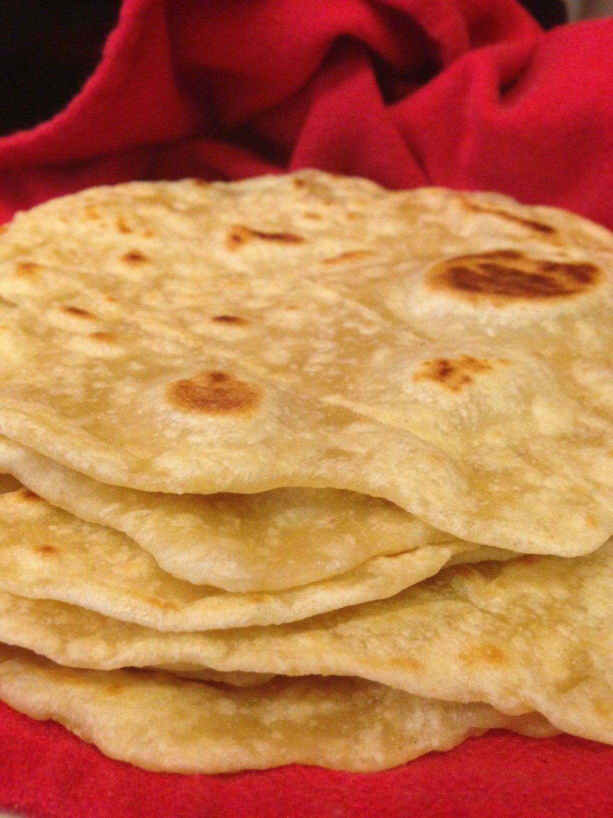 Easy Homemade Tortillas No Lard Favorite Food Bloggers Brot Rezept Rezepte Leckeres Essen
