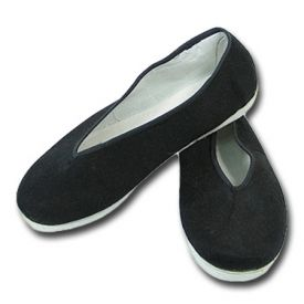 Cotton Sole Kung Fu Slippers available at KarateMart.com!