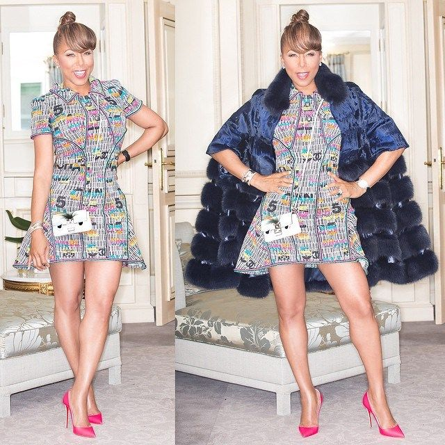 Marjorie Harvey Is 52, Fly, and Fashionable AF: 15 Of Marjorie Harvey's Most Fabulous Looks –