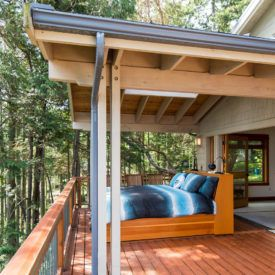 Cozy Sleeping Porches For A Perfectly Relaxing Summer #relaxingsummerporches