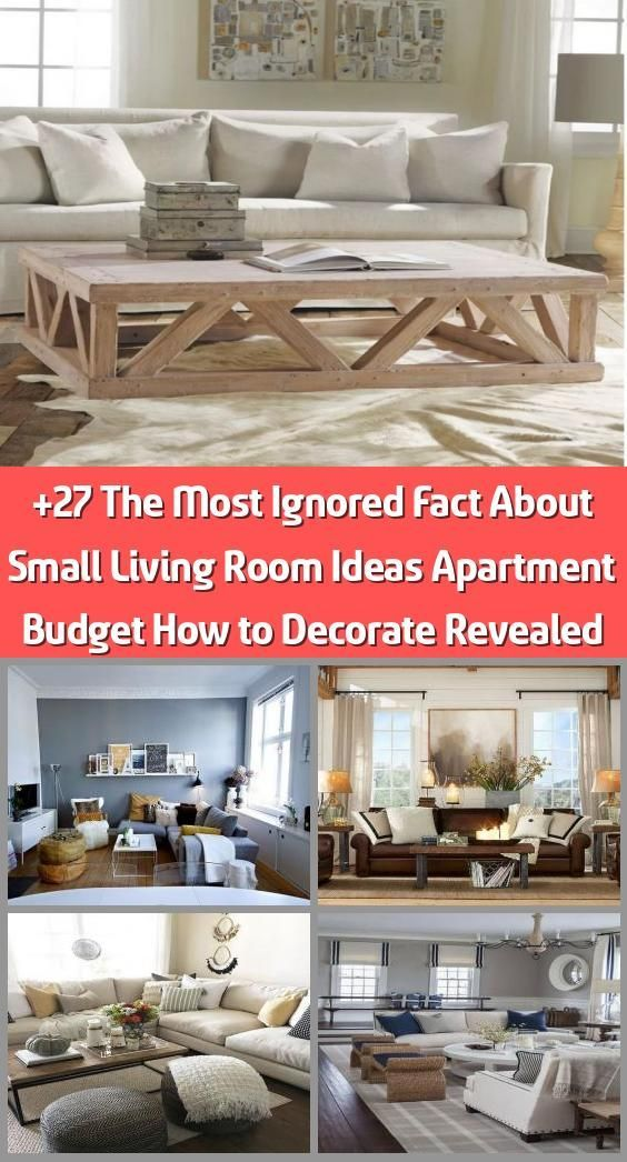 Photo of +27 The Most Ignored Fact About Small Living Room Ideas Apartment Budget How to …