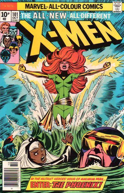 Favourite Comicbook - Dramatic (1977) : X-Men