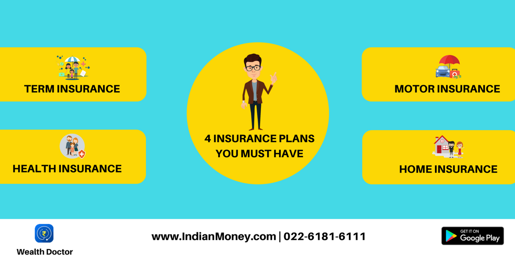 4 Insurance Plans You Must Have How To Plan You Must Home