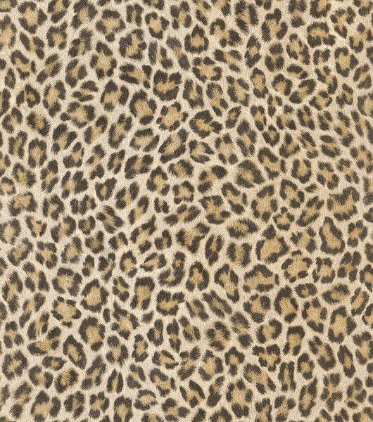 Cheetah Print Background