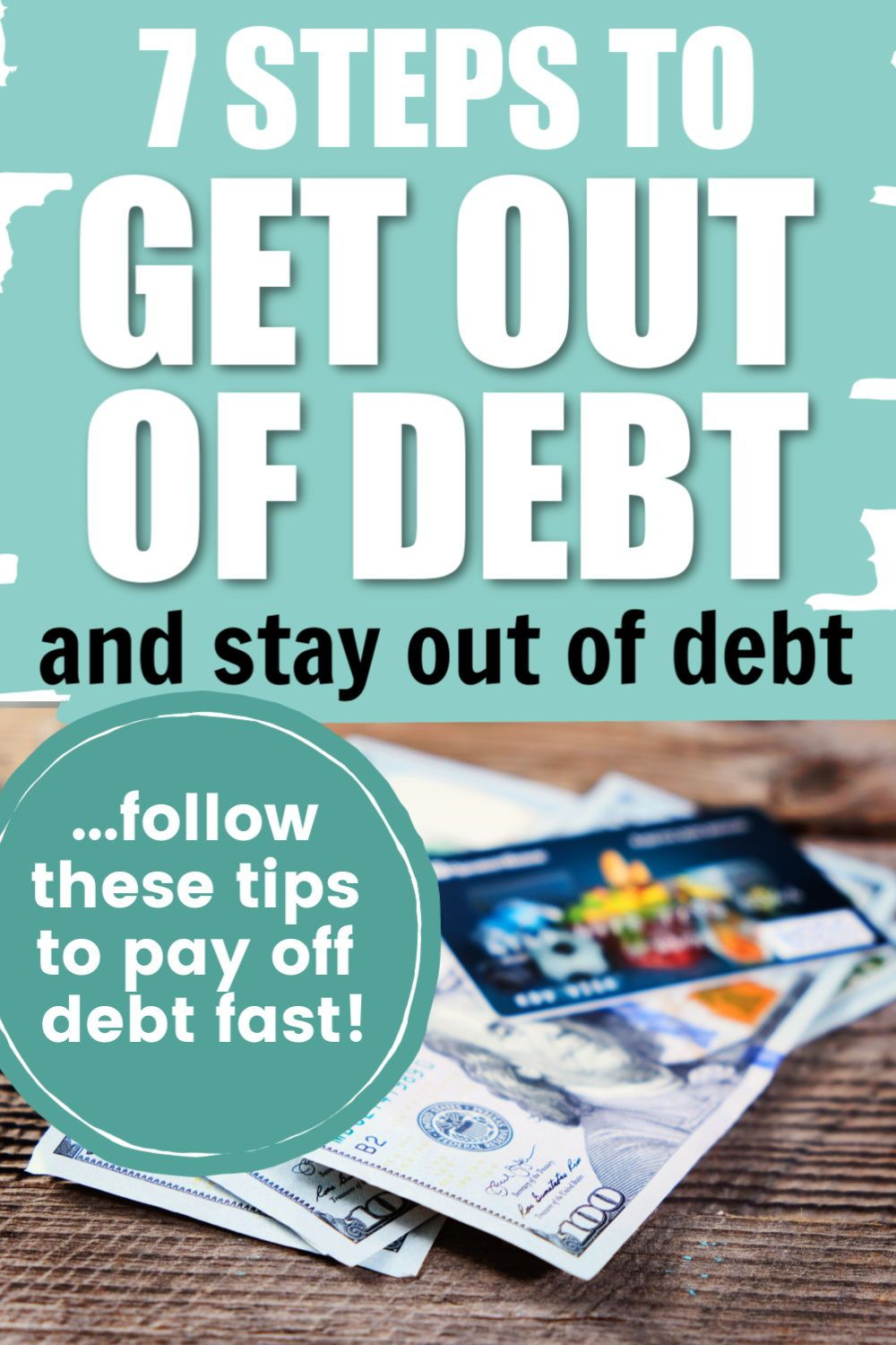 7 Steps to Paying Off Your Debt in 2020 Debt payoff plan