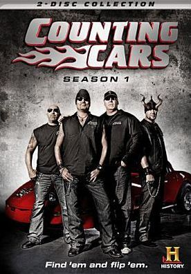 Counting Cars: Season 1   Products   Pinterest   Counting cars and ...