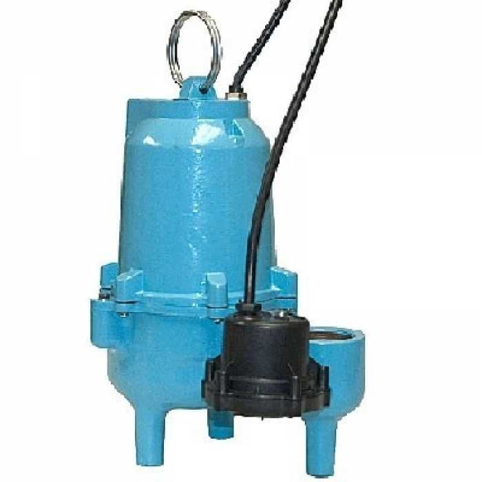 Little Giant 511560 1 2 Hp Energy Saving Diaphragm Switch Sewage Pump 10 Cord 110v 120v Sewage Pump Sewage Pumps Pumps