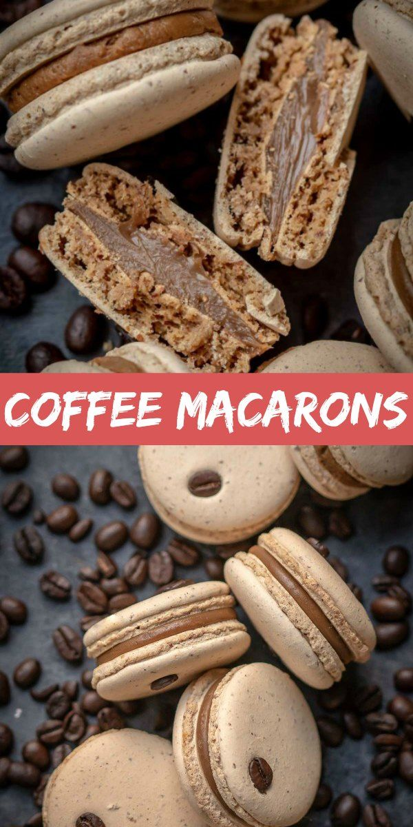 Photo of Coffee Macaron Recipe