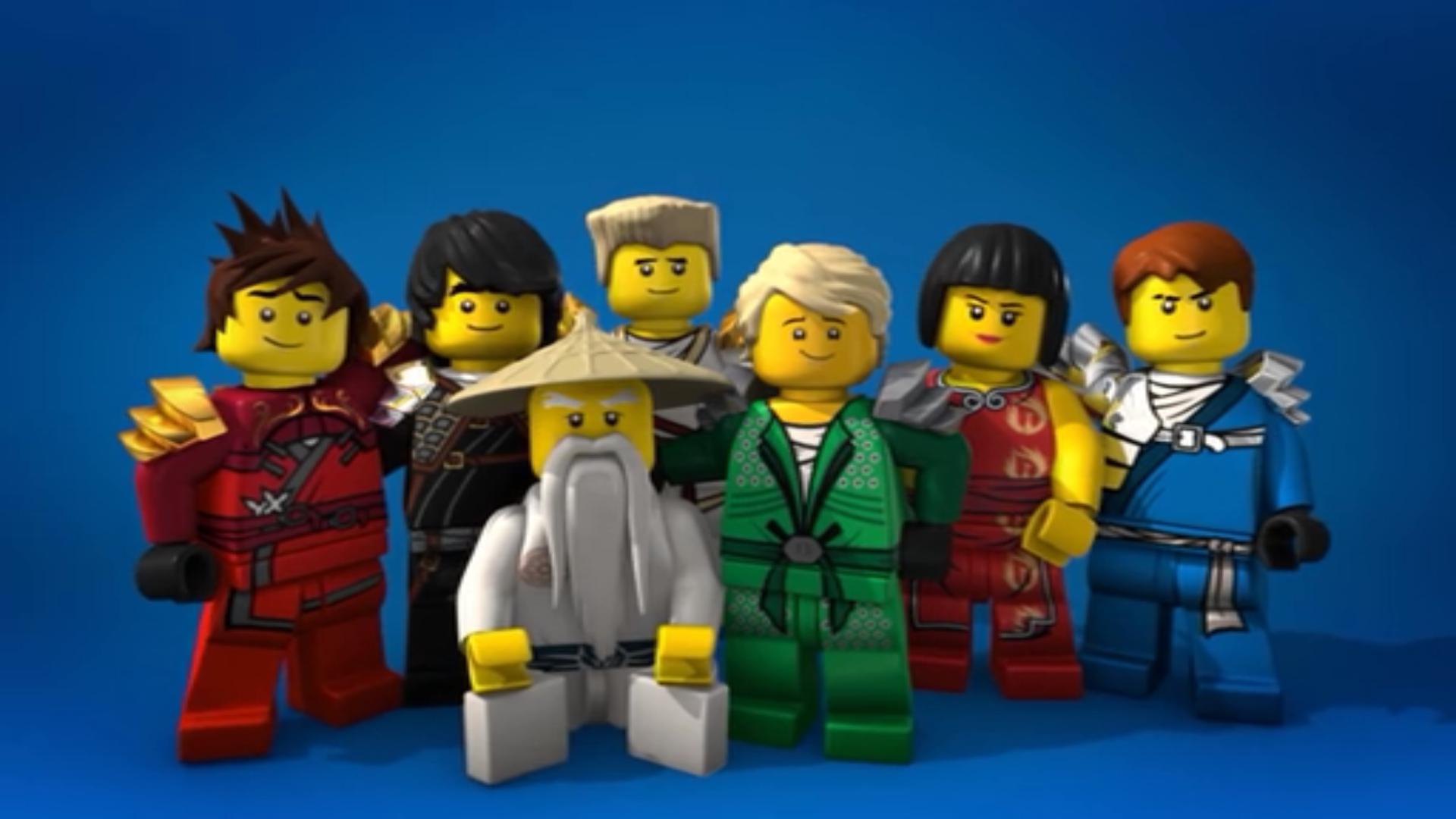 The ninja team ninjago lego lego ninjago movie lego - Lego ninjago team ...