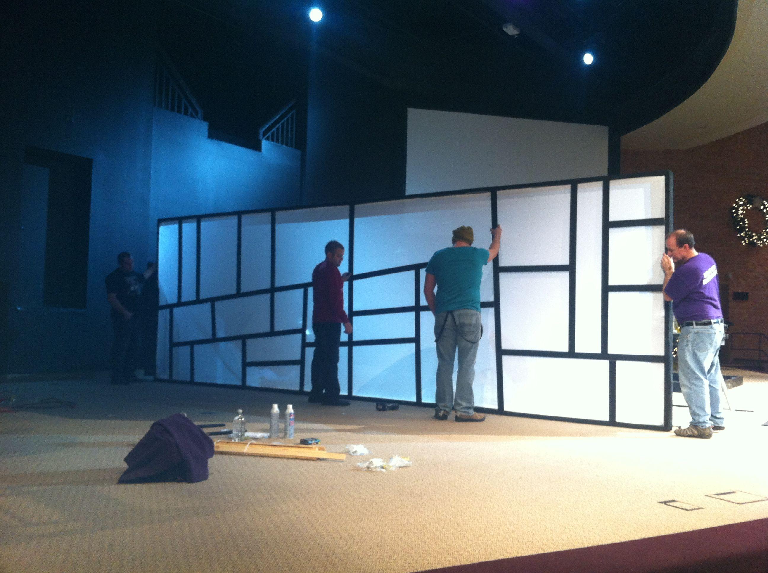 stage design   Stage design, Stage and Church stage