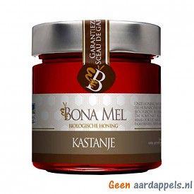 Bona Mel Tamme Kastanjehoning, 300 gr