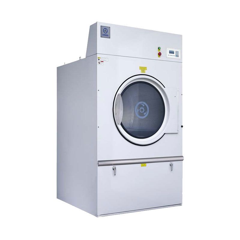 8kg 150kg Natural Gas Heating Industrial Clothes Laundry Dryer