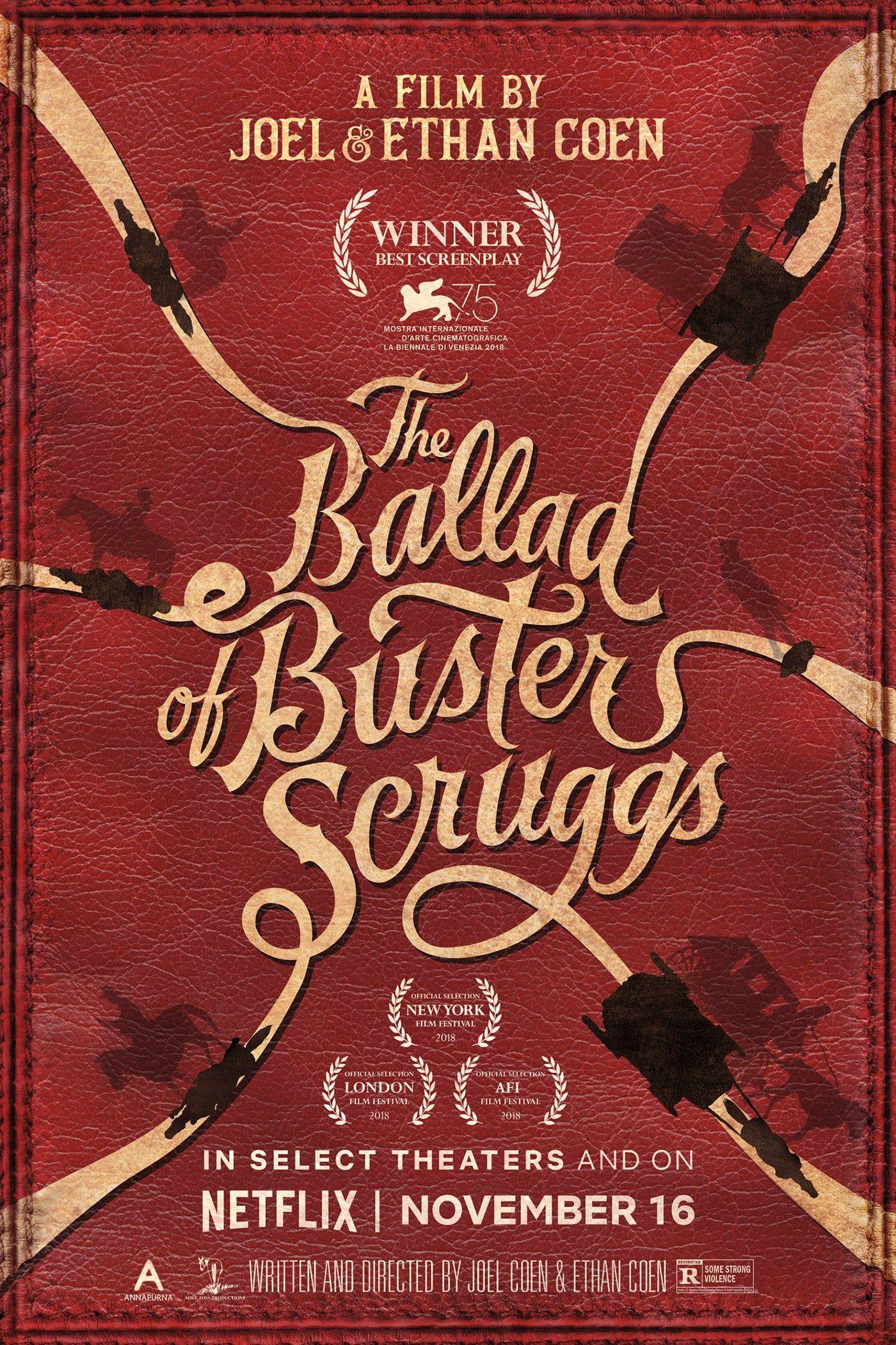 Assistir The Ballad Of Buster Scruggs Dublado Online Hd Os