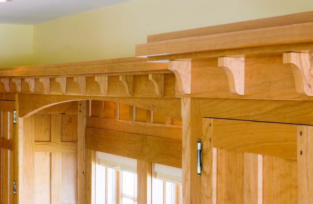 Craftsman style kitchens by Drew Renshaw on Kitchen Ideas ...