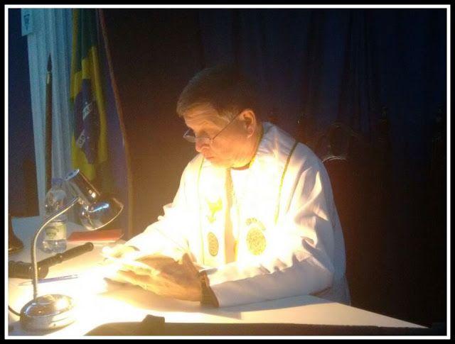 RITO    BRASILEIRO   DE MAÇONS ANTIGOS LIVRES E ACEITOS - MM.´.AA.´.LL.´.AA.´.: Mais Cinco Novos Preclaros Irmãos Guardiões do Civ...