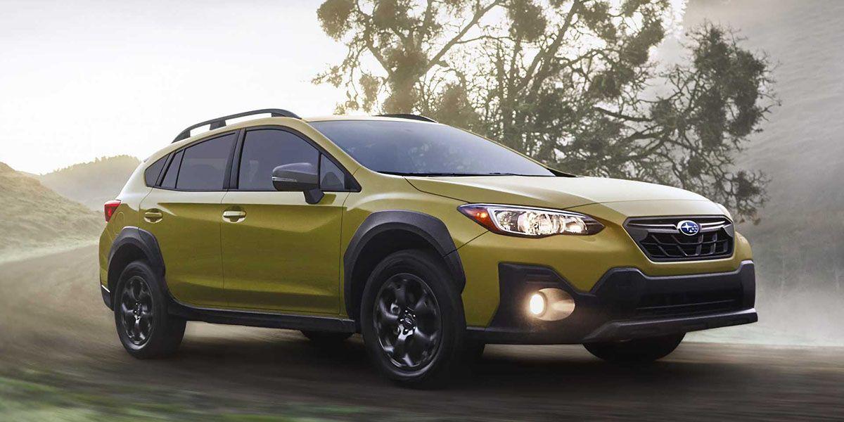 Subaru Crosstek 2021, nuevo modelo Sport y más potencia