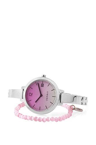 Moderne Damenuhren im Online-Shop von Esprit  von minimalistisch bis  verspielt, trendiges roségold und zeitloses Silber. Entdecken Sie Ihre neue  Uhr! 49fa293804