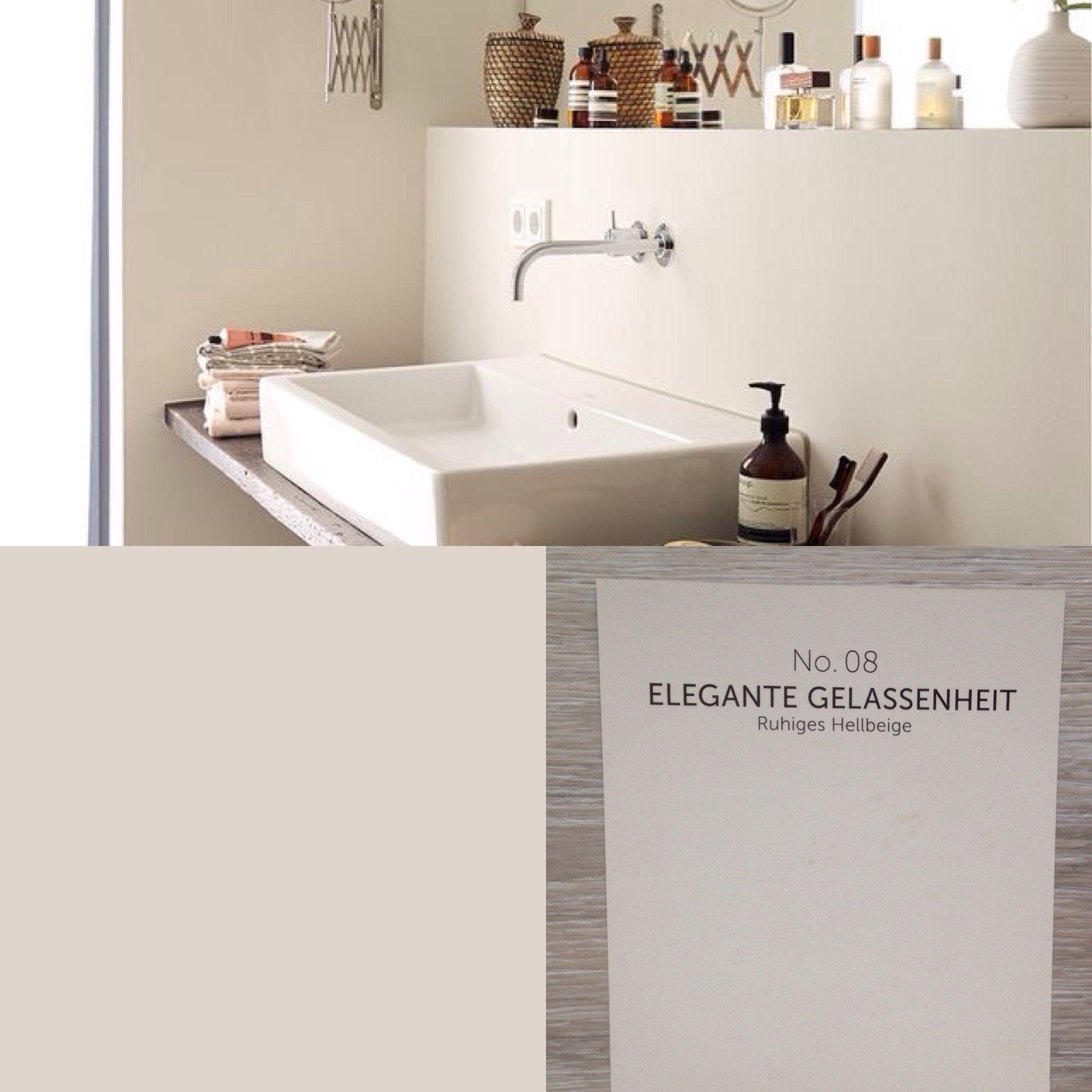 Alpina Feine Farben Elegante Gelassenheit - Für unser Gästezimmer und Kinderbadezimmer, sowie Flur! #alpinafeinefarben