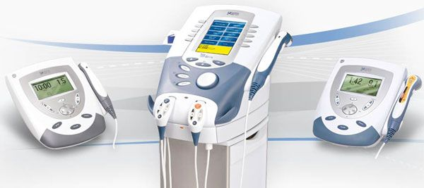 physical therapy ultrasound machine