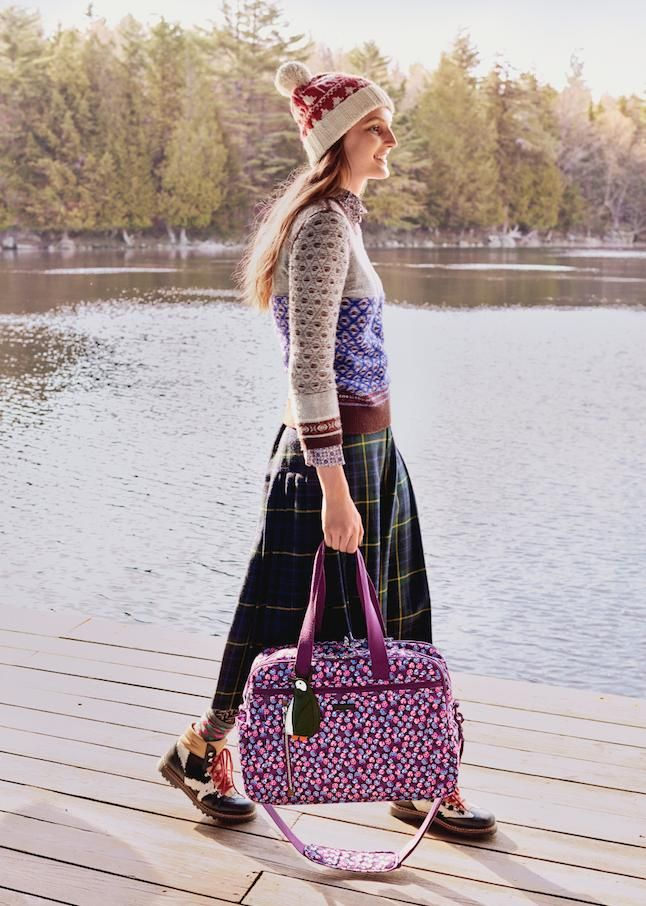 5ec07a00c Lighten Up Weekender Travel Bag in 2019 | Winter Wonderland | Travel ...