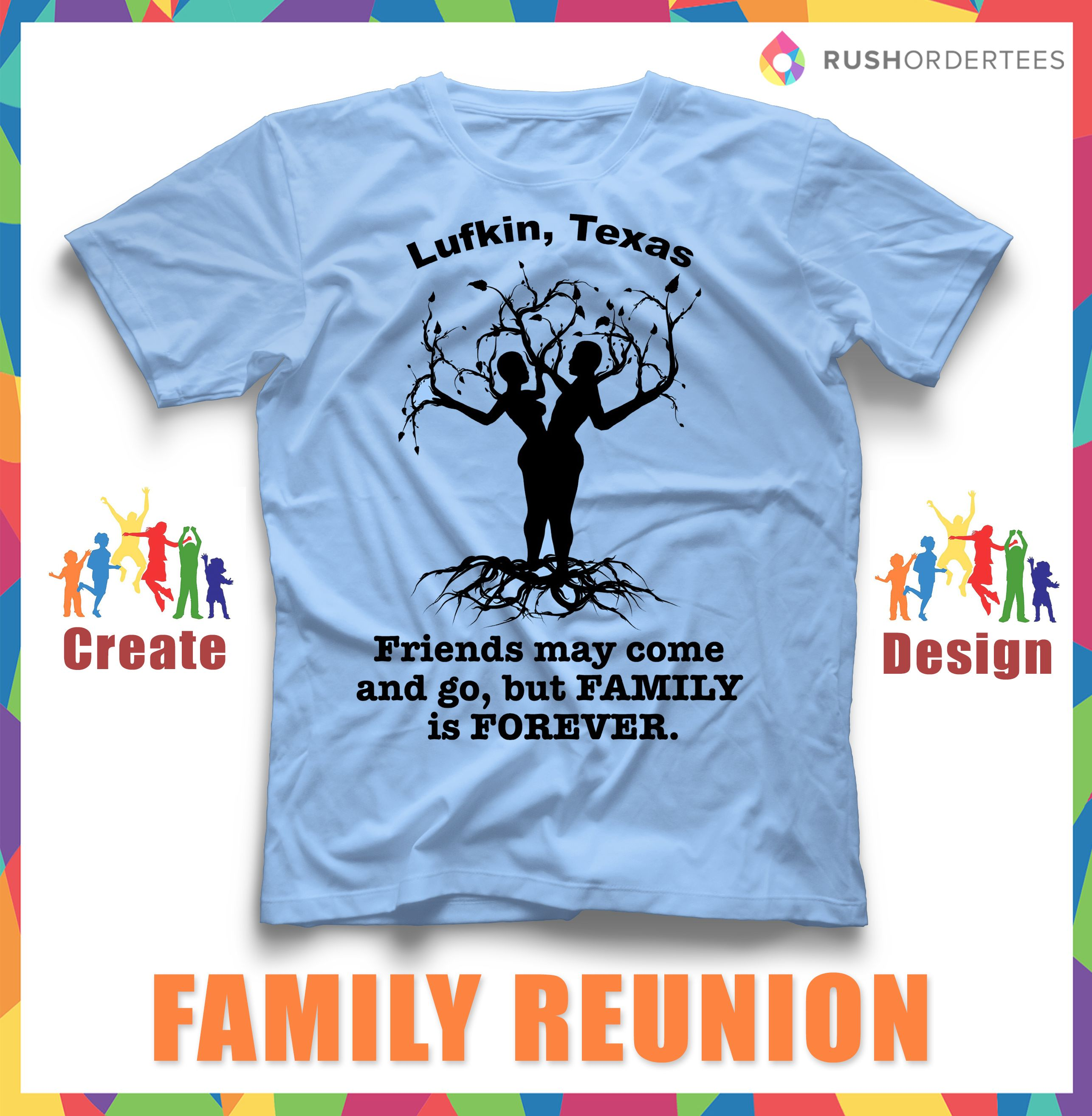 Grow Together As A Family Show Your Family Tree Create Custom T