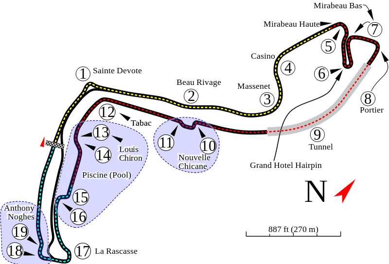 List Of Formula One Circuits Wikipedia The Free Encyclopedia Circuit Formula 1 Racing Circuit