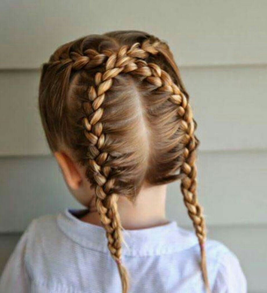 Pin By Sujeong Kwon On Kids Outfit Hair Styles Kids Braided Hairstyles Kids Hairstyles