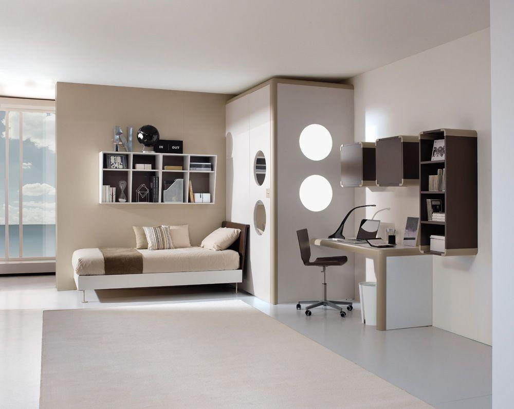 Kiko Cabina Armadio : Cabina armadio con oblò nella cameretta single bedroom