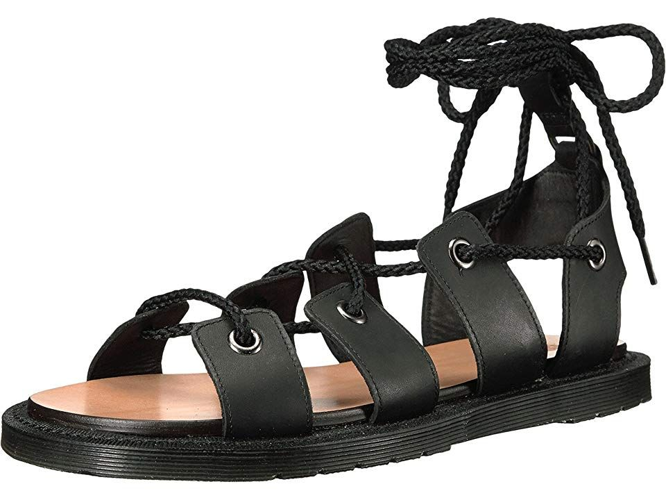 317615b0195 Dr. Martens Jasmine Women s Sandals Black Temperley