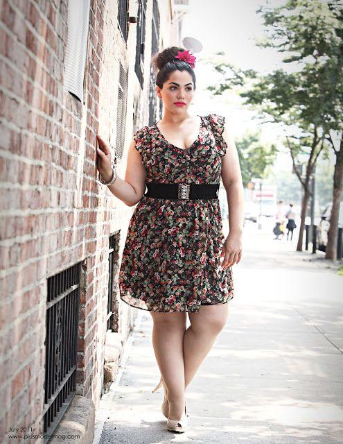 Ropa para gorditas | Vestidos increíbles para gordita