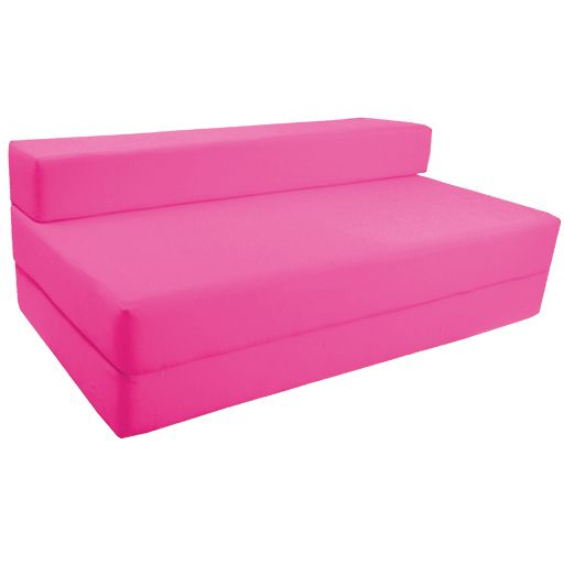 Details About Fold Out Foam Double Guest Z Bed Chair Folding Mattress Sofa Bed Futon Sofabed Foam Sofa Bed Sofa Bed Mattress Foam Sofa