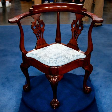 Antiques Roadshow | PBS. Antiques RoadshowCorner Chair - New York Chippendale Corner Chair Circa 1760 On PBS' Antiques