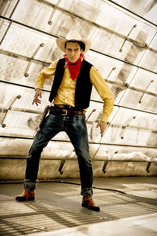 Lucky Luke Kostüm selber machen | Kostüme selber machen, Kostüm ...