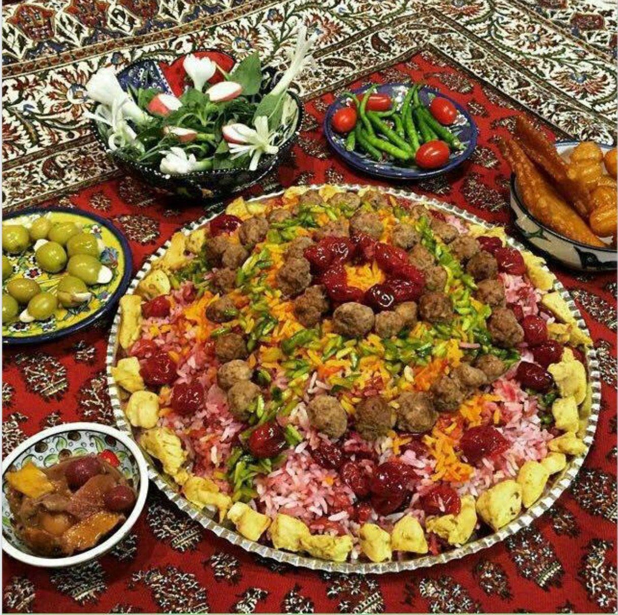 pin von monir rahmanian auf persian food pinterest persisches essen essen und rezepte. Black Bedroom Furniture Sets. Home Design Ideas
