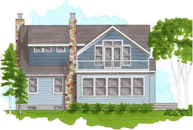 Cape cod home addition in backyard remodel pinterest for Cape cod home additions