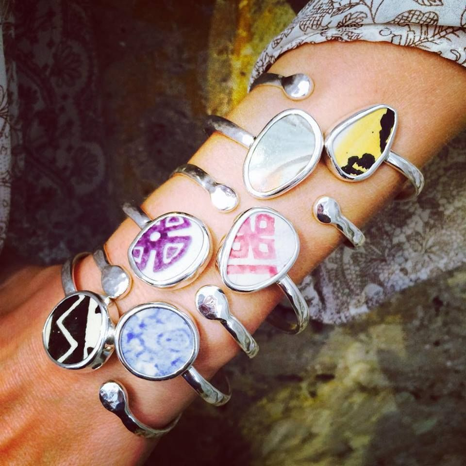 Because You Can Never Have Enough Chaney Bracelets Stcroix Handcraftedjewelry Island Jewelry Caribbean Jewelry Silver Braclet